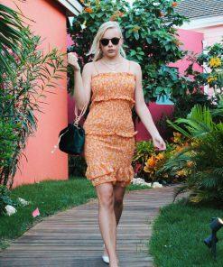 Moxie Kat Midi Dress