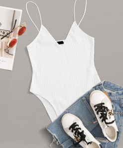 White Bodysuit