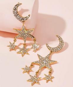 Starry Eyed Earring Moxie