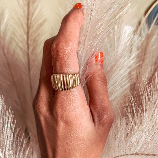 Moxie Aruba Ring Shop Online Geometric Ring